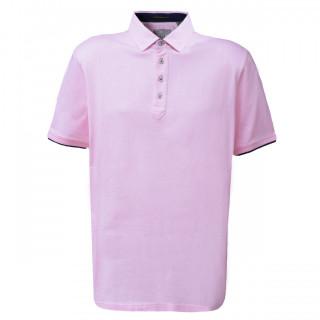 Tricou Roz deschis Polo Ted Baker