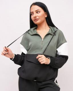 Bluza sport cu gluga