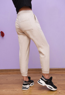 Pantaloni jogger din bumbac