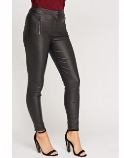 Pantaloni piele ecologica -marimi mari-