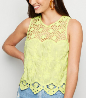 Top Lime Brodat-E-