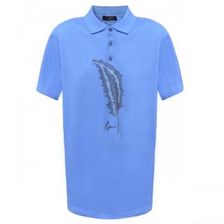 Tricou Albastru deschis Polo La Pante