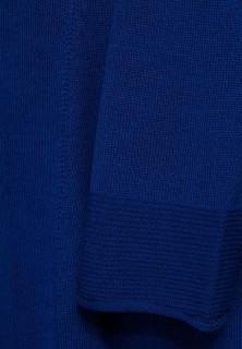 Cardigan subtire fara inchidere - albastru- E