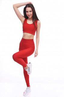 Compleu fitness Maya -rosu-