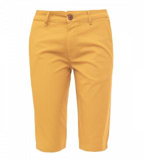 Pantaloni Chinos 3/4 Pitbull-galben