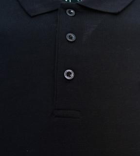 Tricou Polo Barbati Slim Fit Tony Montana -negru
