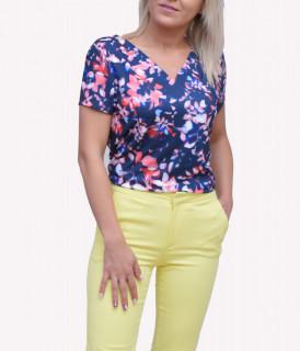 Bluza cu imprimeu floral PRECIS