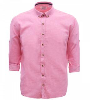 Camasa barbati Frenzy Regular-fit roz