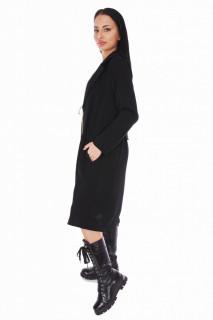 Jacheta/trench dama casual - negru-
