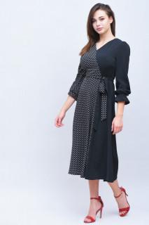 Rochie cu cordon in talie