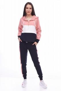 Trening dama Olivia - roz corai -