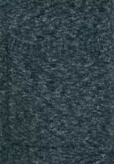 Cardigan din tricot gros cu buzunare - verde/gri E