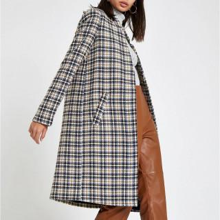 Palton elegant cu buzunare