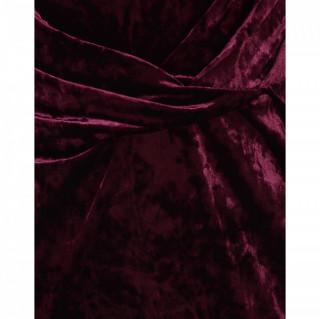 Rochie maxi din catifea