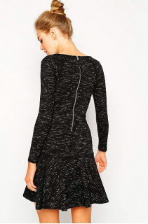 Rochie neagra French Connection