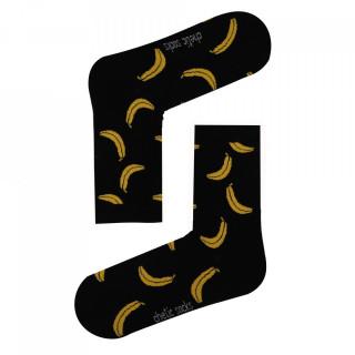 Șosete vesele Banane