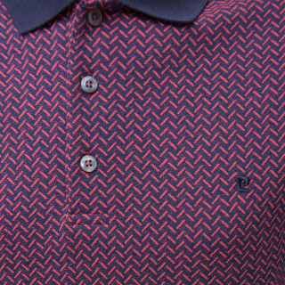 Tricou Polo Grena Pierre Cardin