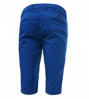 Pantaloni Chinos 3/4 Pitbull-albastru