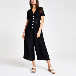Salopeta Neagra din in River Island