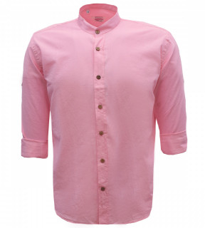 Tunica barbati Frenzy Regular-fit - roz