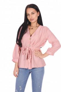 Camasa eleganta Elli - roz-