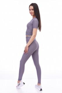 Compleu fitness Asha -gri-