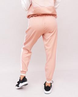 Pantalon sport cu dungi laterale