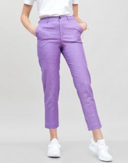 Pantaloni mov casual