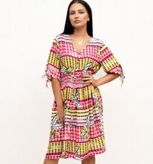 Rochie de vara colorata