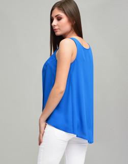 Top albastru
