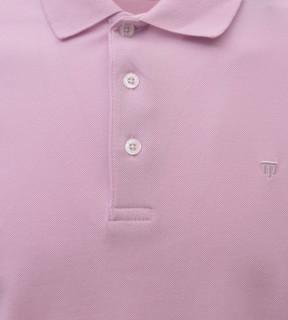 Tricou Polo Barbati Slim Fit Tony Montana - roz