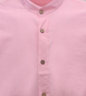 Tunica barbati 4 nasturi - roz