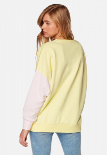 Bluza sport oversize cu imprimeu