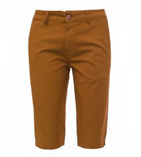 Pantaloni Chinos 3/4 Pitbull-maro