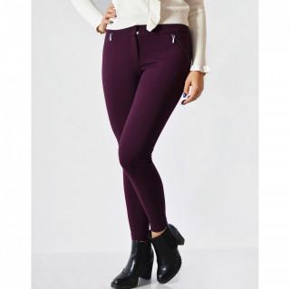 Pantaloni cu fermoare