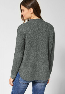 Pulover moale din tricot