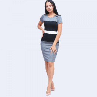 Rochie Bodycone Gri French Connection
