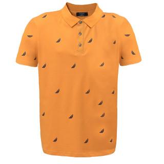 Tricou Mustar cu imprimeu La Pante