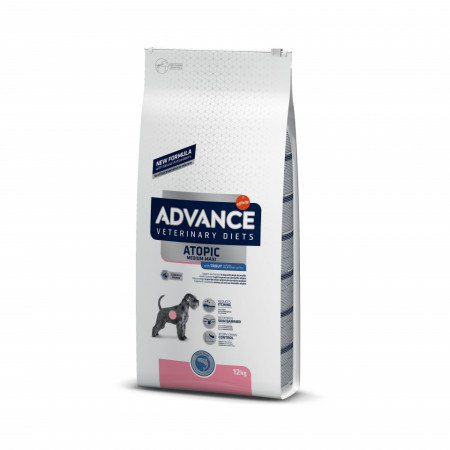 Advance Dietes Dog Atopic Medium & Maxi 12 kg
