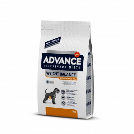 Advance Dietes Dog Weight Balance Medium & Maxi 3 kg