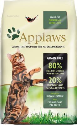 Applaws CAT hrana uscata cu miel 7,5 kg