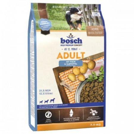 Bosch Adult peste si cartofi 3 kg