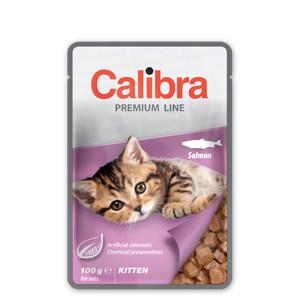 Calibra Premium Kitten Cat Somon