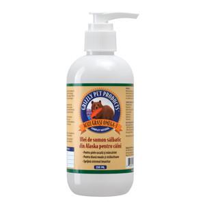 Grizzly Ulei de Somon sălbatic 250 ml