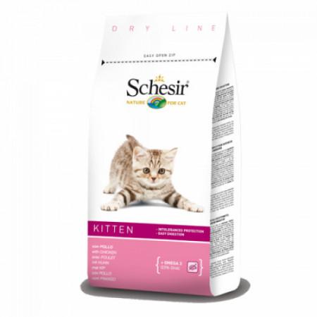 Hrana pisici Schesir Kitten 10 kg