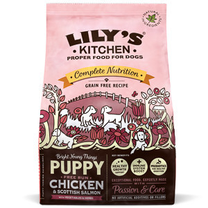 Lily's Kitchen Dog Complete Nutrition Puppy