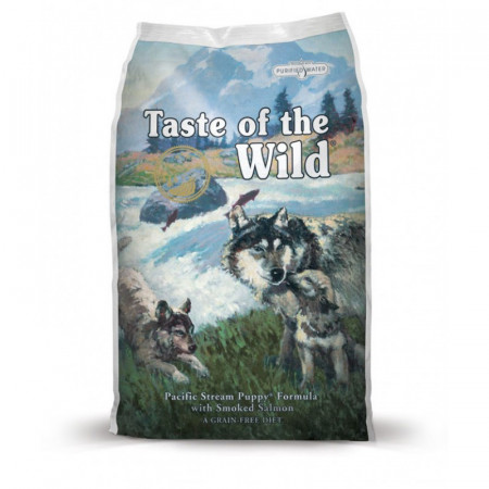 Taste of the Wild Pacific Stream Puppy 12.2 Kg