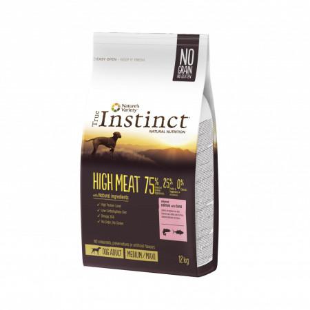 True Instinct High Meat Dog Medium & Maxi Adult