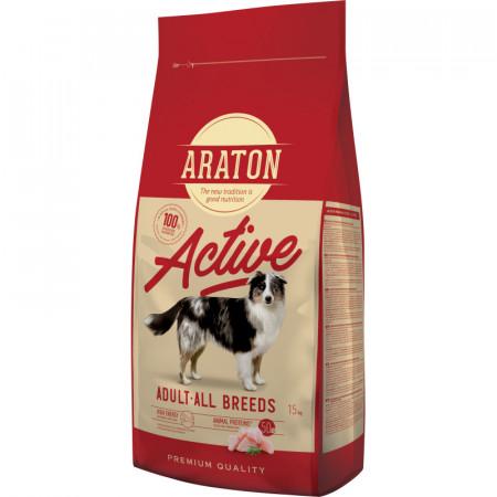 ARATON Dog Adult Active 15kg