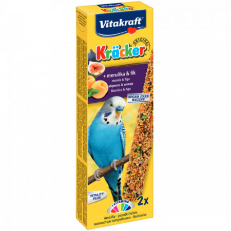 Baton pentru perusi Vitakraft Kracker Smochine 60 gr
